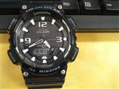 CASIO Gent's Wristwatch AQ-S810W